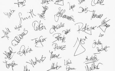 Ondertekenen de petitie – De Verhalen van Groningen