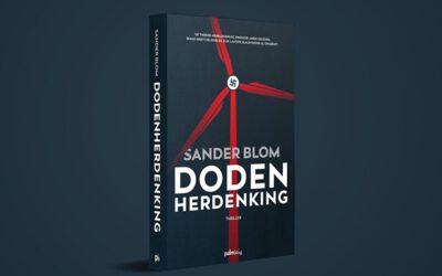 Thriller van Sander Blom