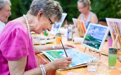 Nieuw cultuurfonds subsidieert  kunstprojecten voor ouderen