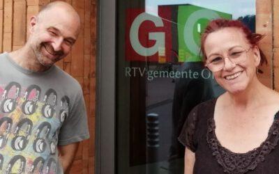 Betsie ontmoet Marco Bonisimo voor een goed gesprek